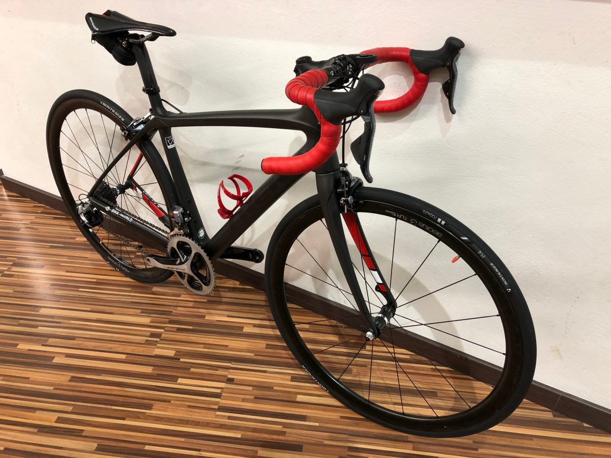 Trek Domane Dura Ace Di2 occas Bike World Lux