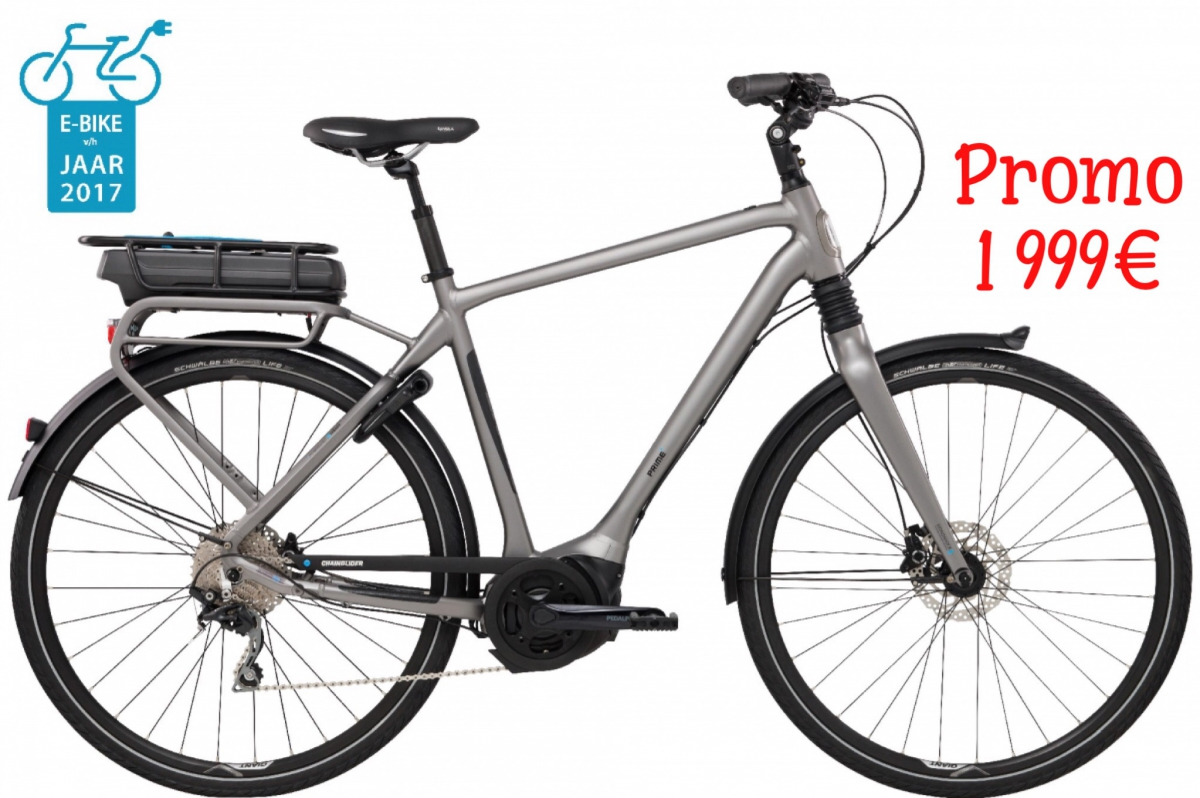 Giant Prime E+2 Promo Bike World Lux