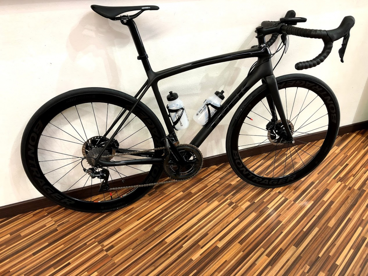 Trek Emonda SLR8 Bike World Lux