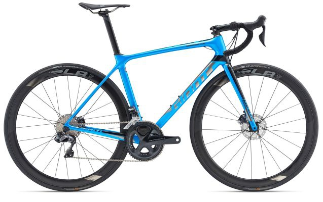 Giant TCR PRO 0 Disc Bike World Lux