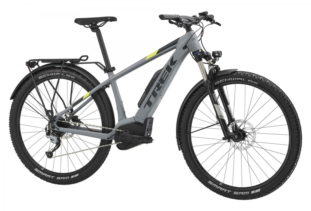 Trek Powerfly Sport Promo Bike World Lux