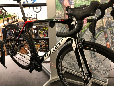 Wilier Zero 7 promo Bike World Lux