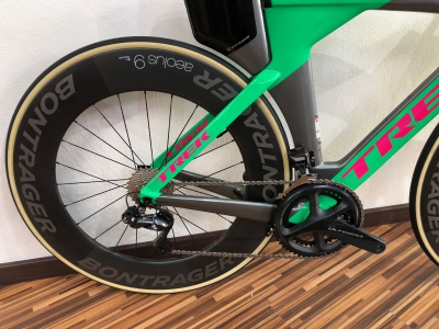 ISpeed Concept ProjectOne Bike World lux