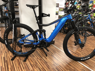 Giant Trance E+2  2019 Bike World Lux