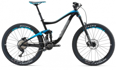 Giant Trance 2GE promo Bike World Lux