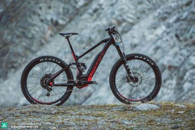 Moustache Trail 9 carbon Occasion Bike World Lux