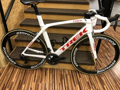 Trek Madone 9SRS occas Bike World Lux