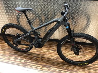 Moustache trail9 carbone Occasion Bike World Lux