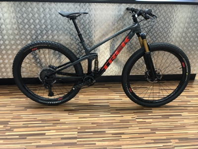 Trek Top Fuel 9.9 XX1 Eagle Occas Bike World Lux