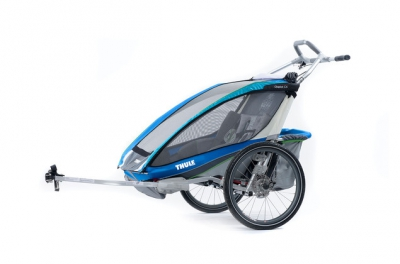 Thule Chariot CX2 Promo Bike World Lux